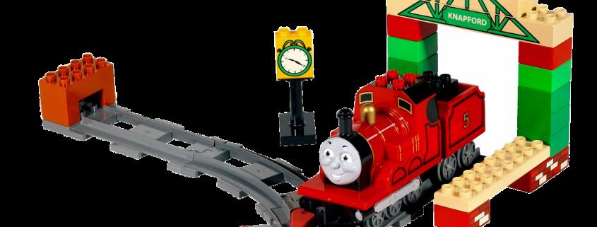 train-lego